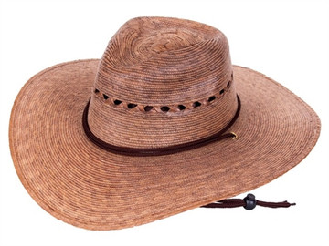 This classic hat looks good and will stay on securely when you're gardening. Grab a unisex Tula Lattice Gardening Hat today!