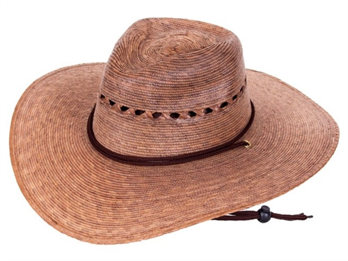 1c954c00 This classic hat looks good and will stay on securely when you're gardening.