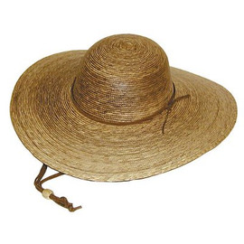 Keep your head out of the sun without having to constantly reapply sunscreen with this Tula Elegant Ranch women's gardening hat.  (S1130)
