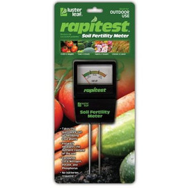 This is a garden product you can't do without! Try an Environmental Concepts fertilizer tester today! (#FA10RD)
