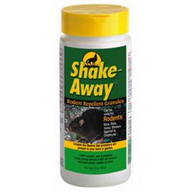 Keep rodents away from you garden plants with this amazing garden product...Shake Away Rodent Repellant Granules. (2853338)