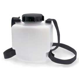 Reduce the need for refilling your hand pump sprayers with this Herbi 5-liter backpack. (#5-LBP)