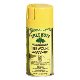 Dress those cuts quickly and evenly with this TreeKote Tree Wound Dressing in a 12-oz aerosol spray can (#00212)