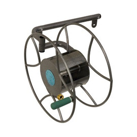 Take charge of your hose with this Yard Butler 100-foot capacity wall-mount garden hose reel. (#SRWM-180)