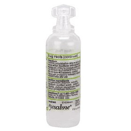 Always keep one of these 1-ounce personal eyewashes on hand.