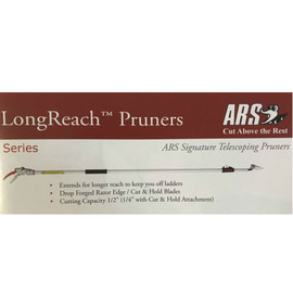 ARS 4 to 7-Foot Long Reach Telescoping Hold and Cut Pruner