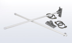 "30"" Pole Banner Hardware Kit"