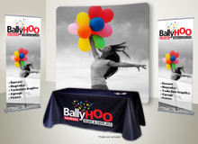 BallyHoo Banners Premium Ultra Kit products display