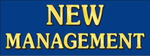 New Management banner