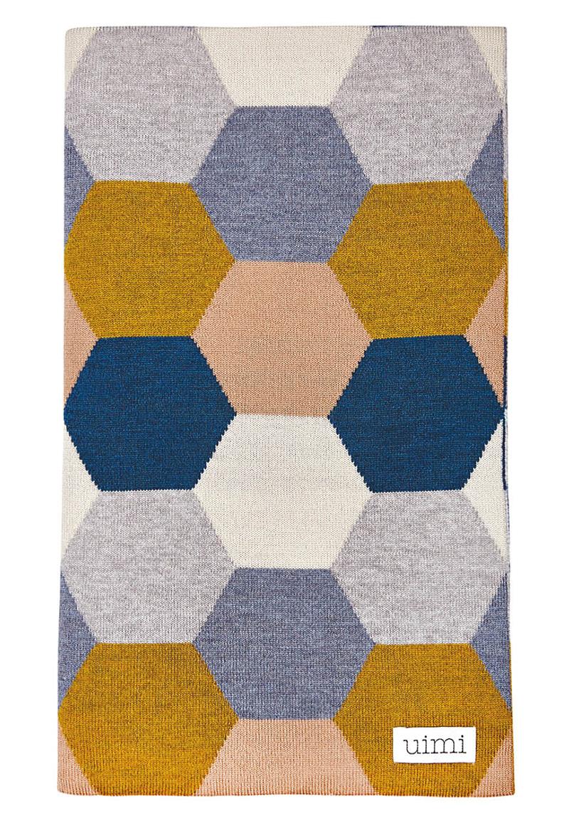 Honey Blanket - Shibori