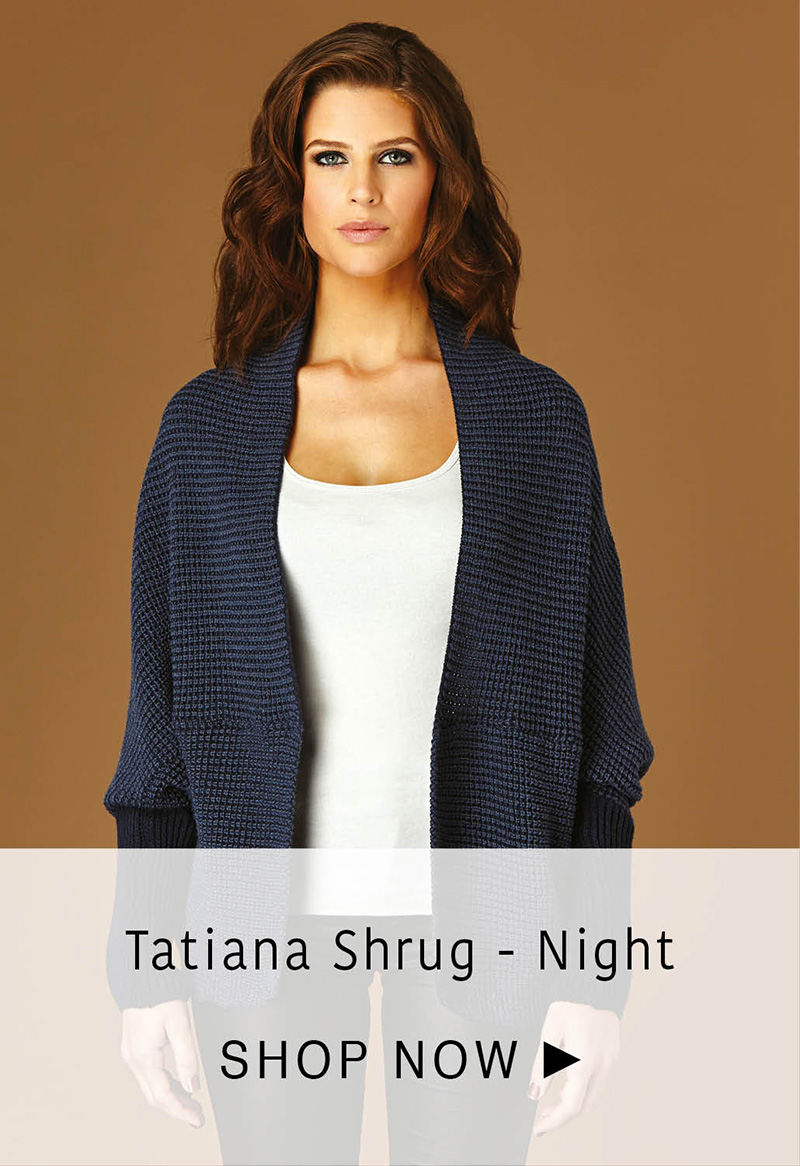 Tatiana Shrug - Night