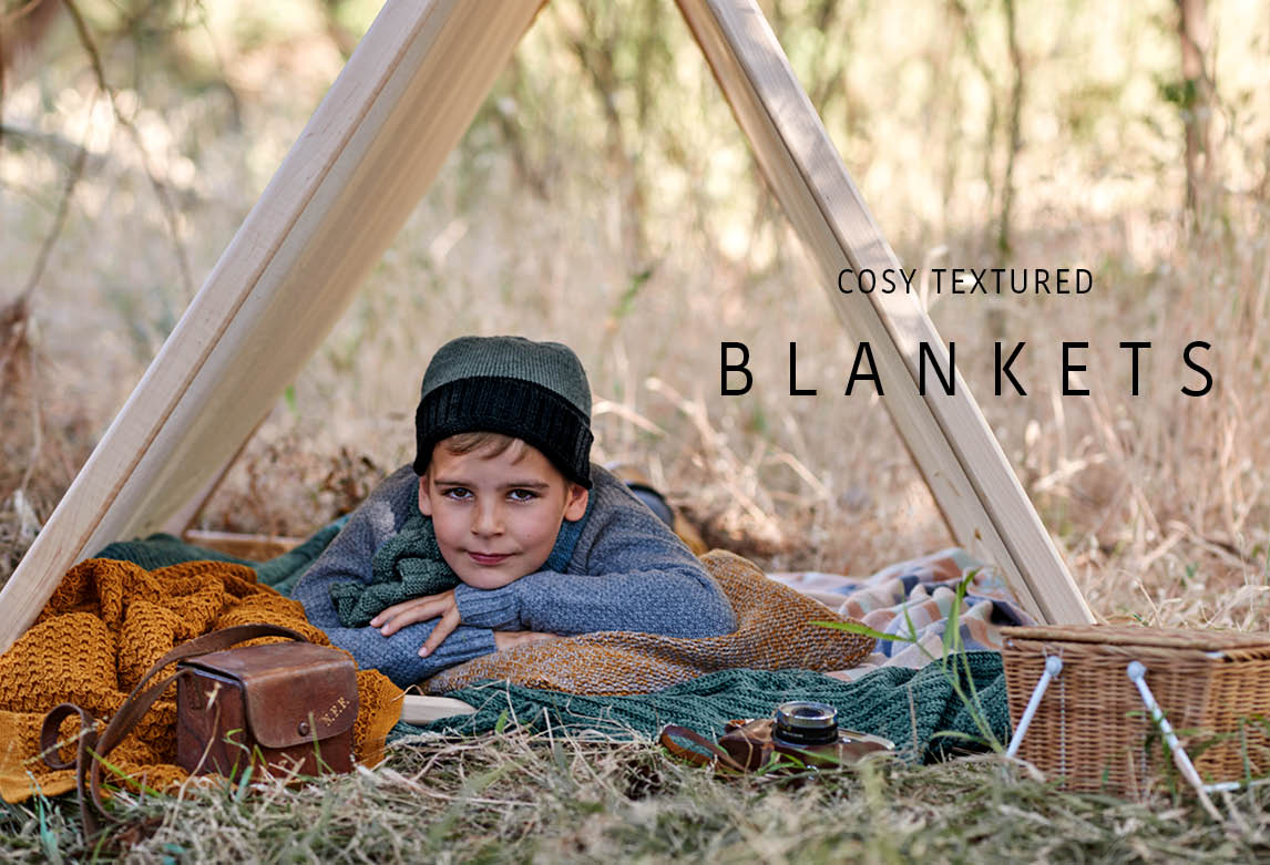 new merino blankets
