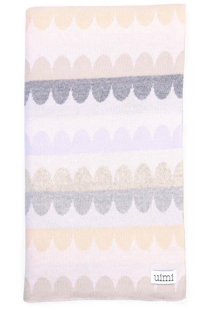 Molly Blanket - Salt