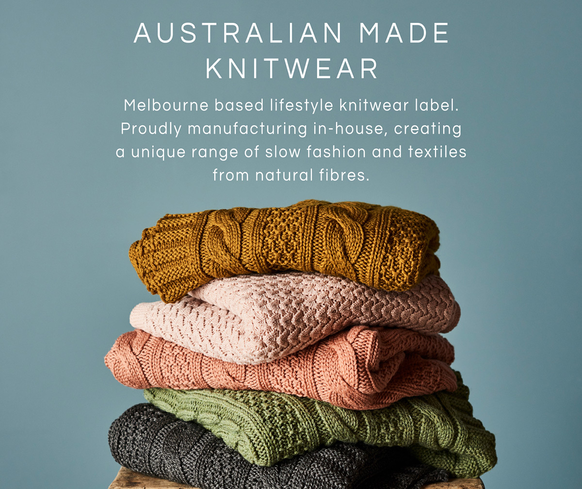 uimi - australian made knitwear