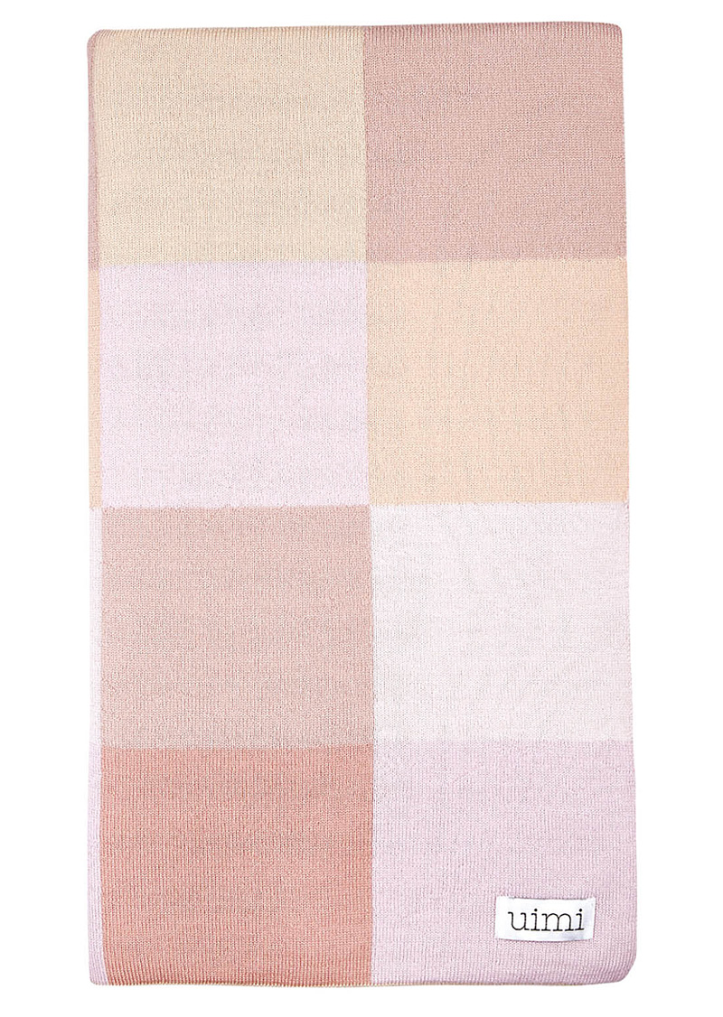 Frankie Blanket - Carnation