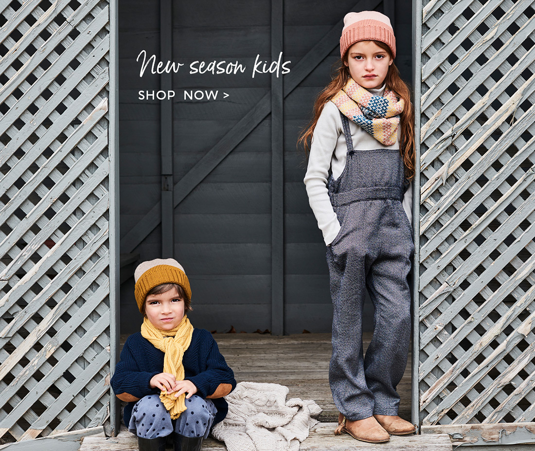 new season kids - shop now