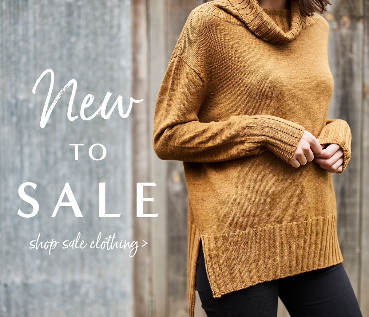 new to sale - shop sale clothing