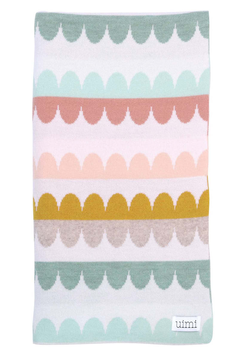 Molly Blanket - Tea