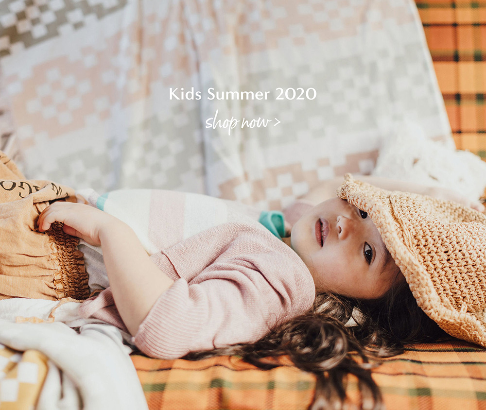 horizen summer 2020 - shop kids clothing now
