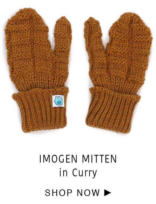 Imogen Mitten - Curry