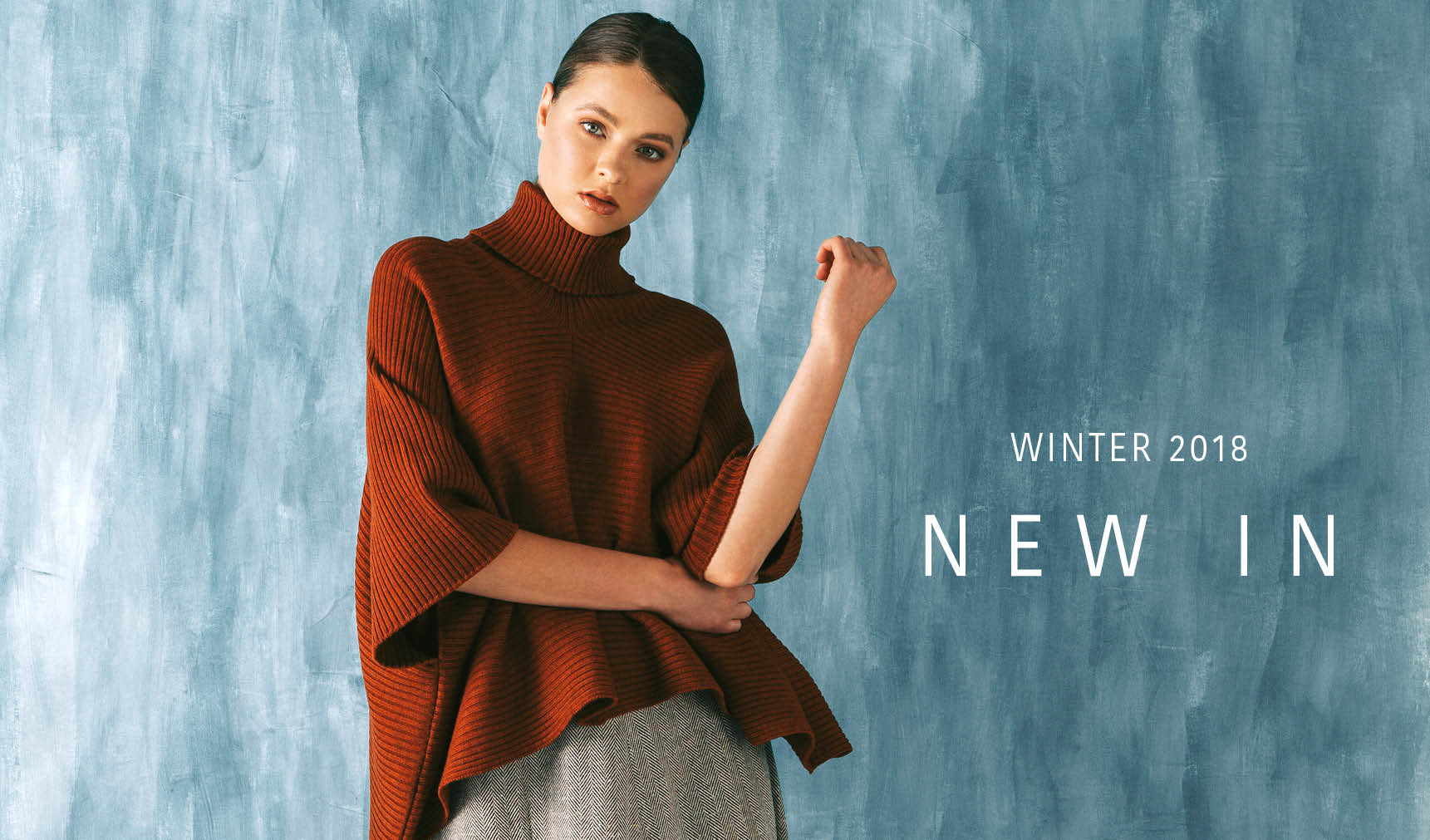 new in - winter clothing