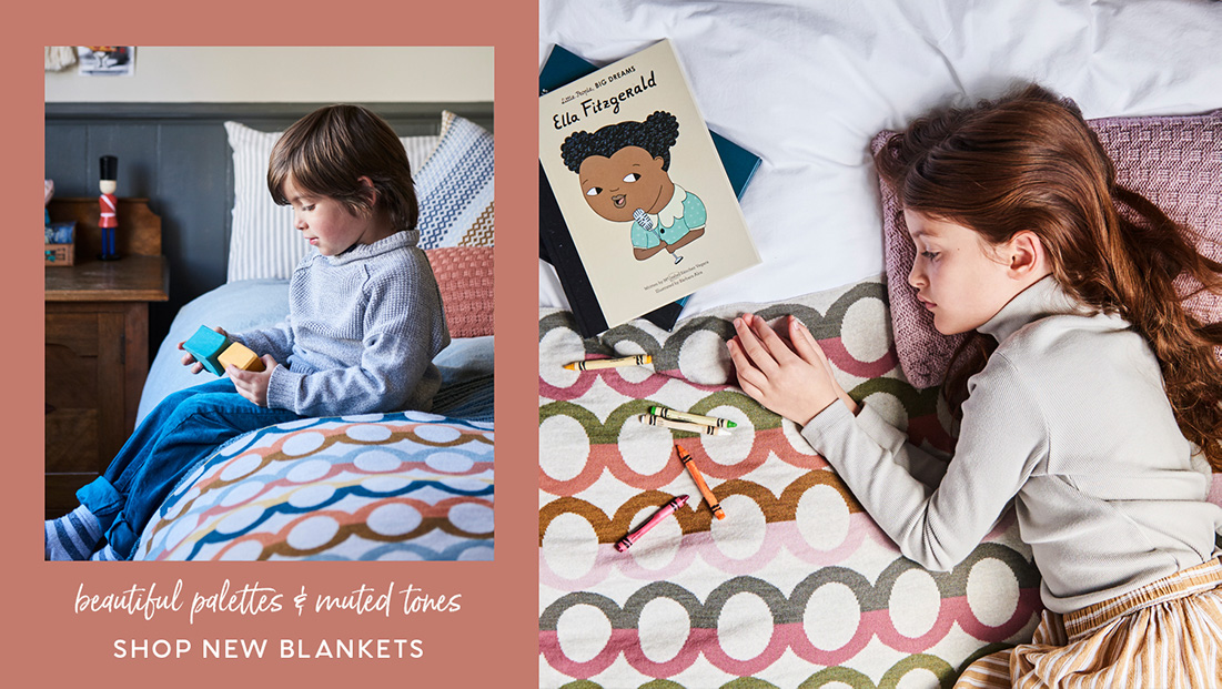 shop new blankets - winter 19
