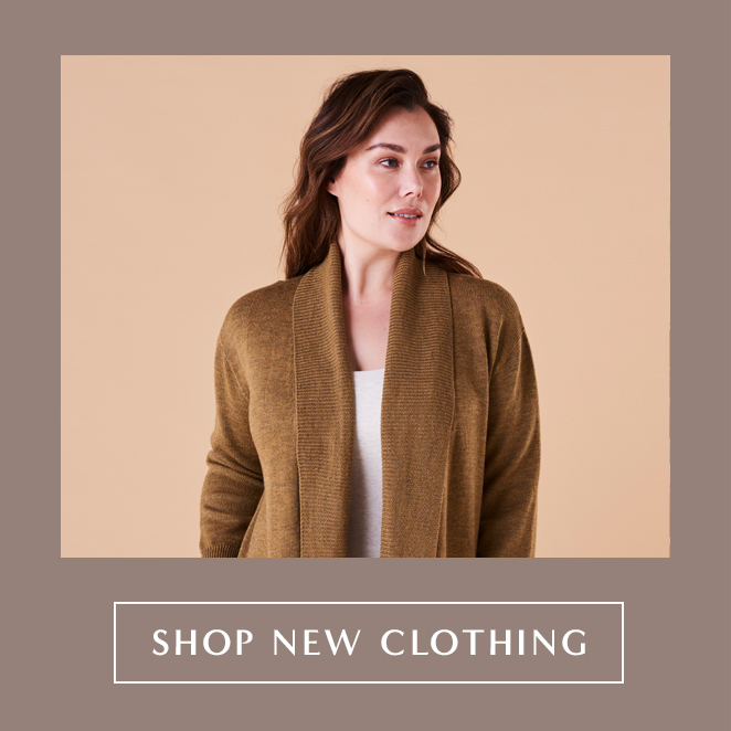shop new clothing - winter 2020