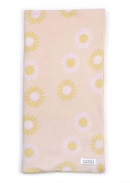 wildflower blanket - egyptian cotton - ballet