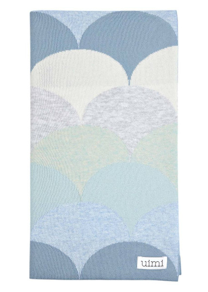 Memphis blanket - Sky