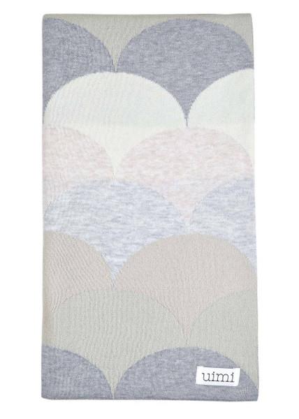 Memphis blanket - Whisper