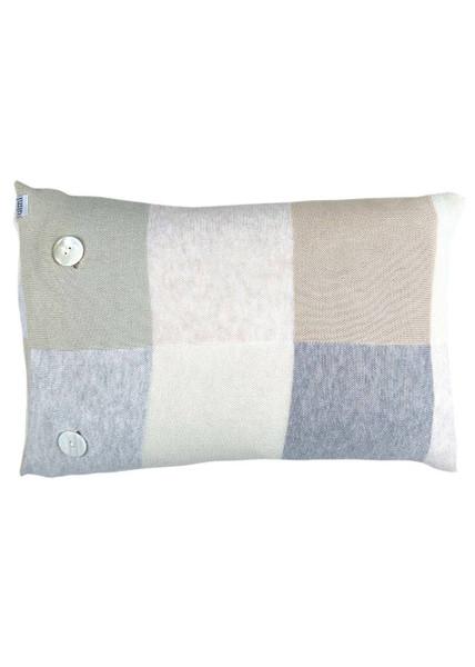 Frankie cushion - Whisper