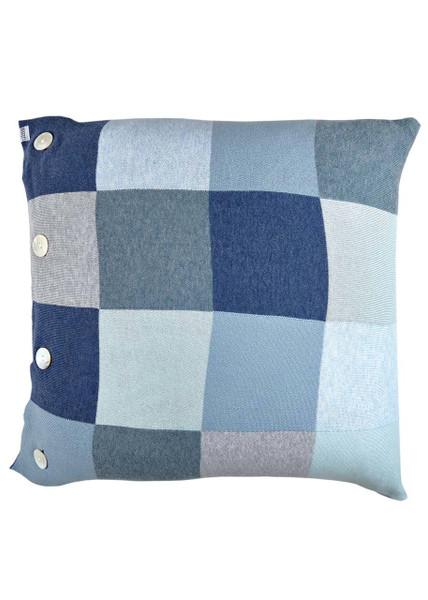 Frankie cushion - Denim