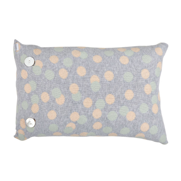 Freckles cushion - Whisper