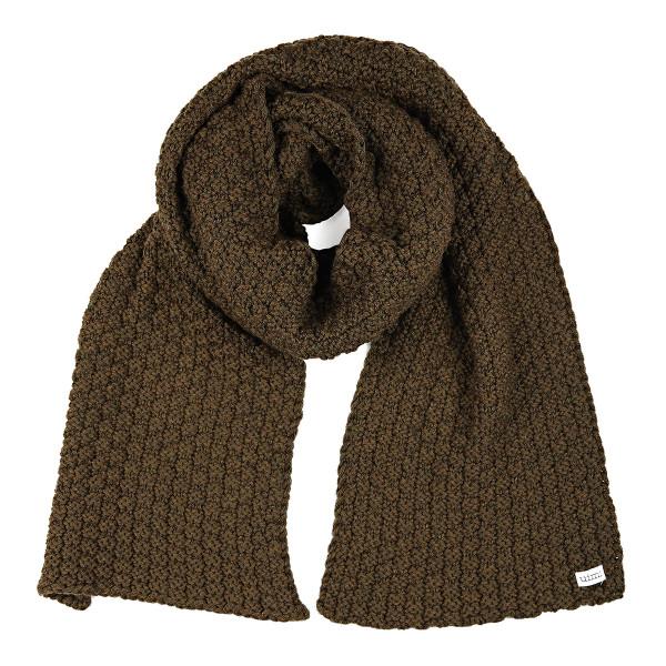 Bobbie scarf - Fudge