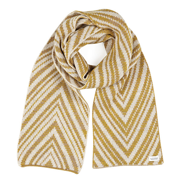 Chelsea scarf - Mustard