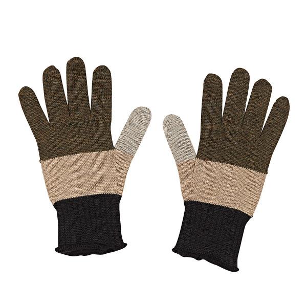 Frankie glove - Almond