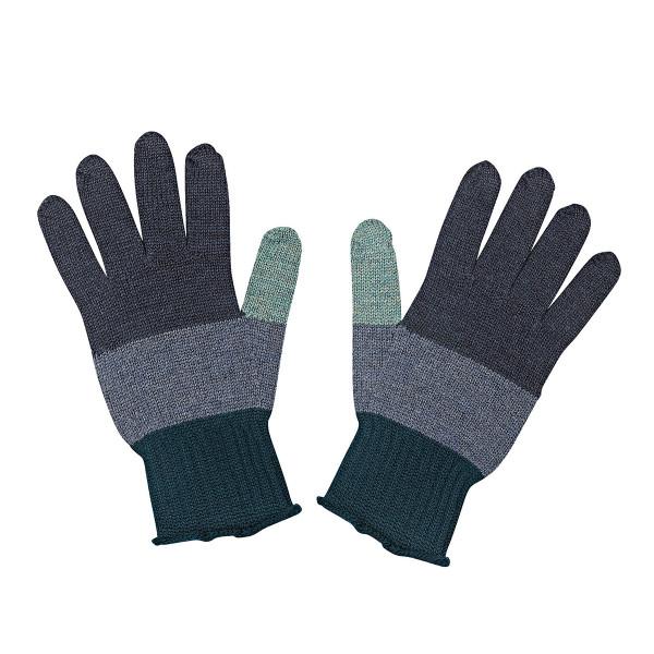 Frankie glove - Indigo