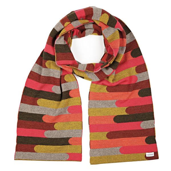 Pablo scarf - Azalea