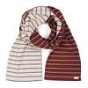 Skipper scarf - Claret