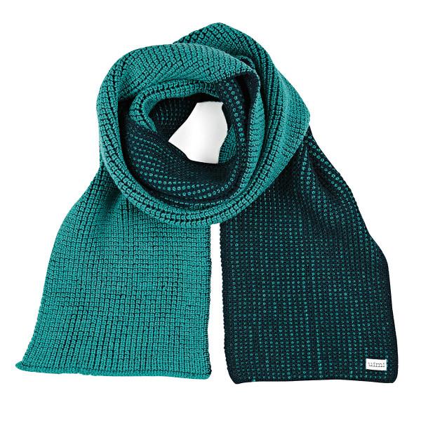 Tatiana scarf - Peacock
