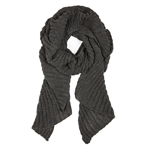Victoria scarf - Ash