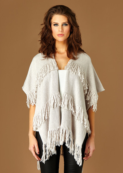 Delany cape - Oyster (front)