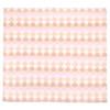 Minnie blanket - Carnation