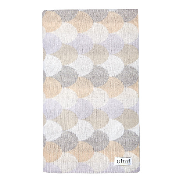 Minnie blanket - Pearl (folded)