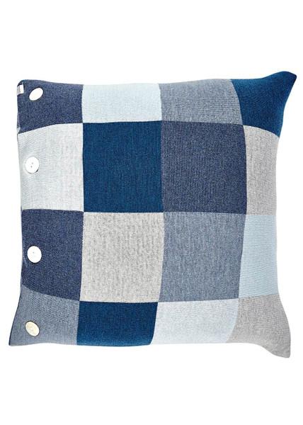 Frankie Cushion - Denim
