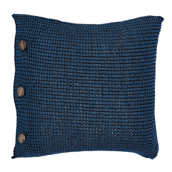 Tatiana square cushion - Shibori