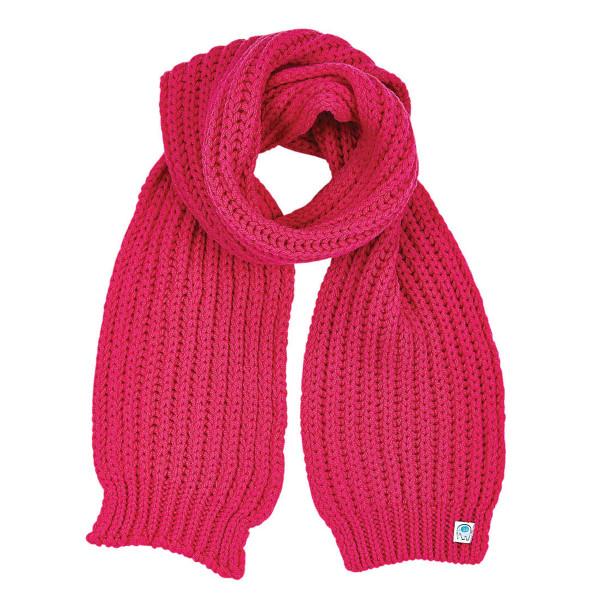 Banjo kids scarf - Raspberry