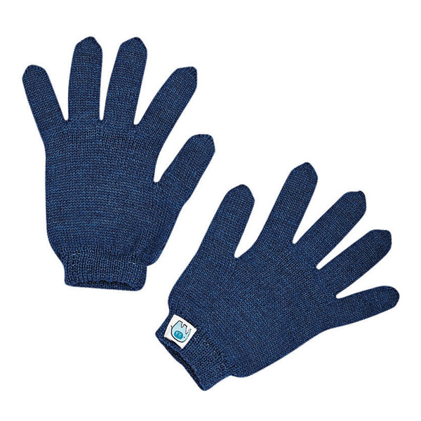 Hayley kids glove - Shibori