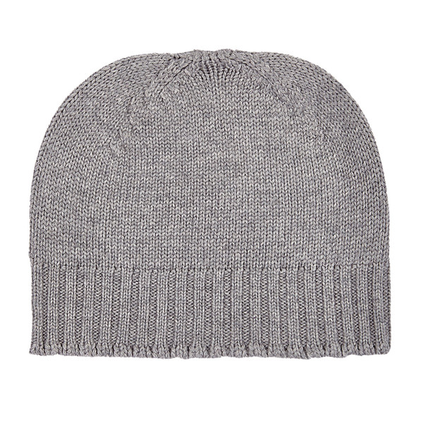 Ike kids beanie - Pebble