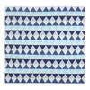 Indiana blanket - Indigo